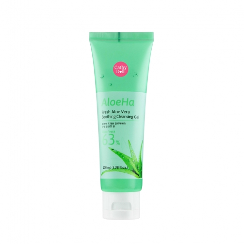 Aloe Ha Aloe Vera Cleansing Gel