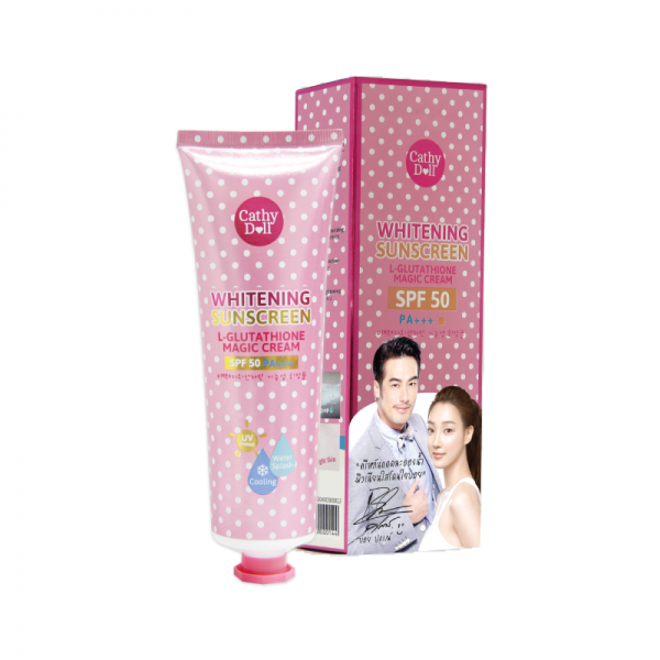 Cathy Doll L-Glutathione Magic Cream SPF50 PA+++
