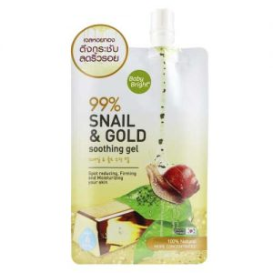 Baby Bright Snail & Gold Soothing Gel