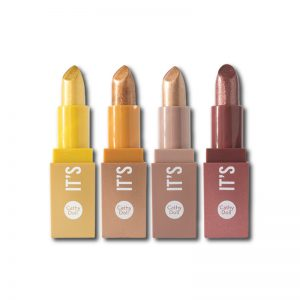 Cathy Doll It's Gold Lipsticks